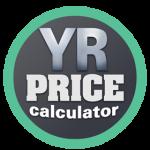 Demo of YRPrice Calculator Membership